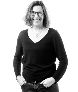 Gwenn Le Doaré, consultante et conseillère en Bilans de compétences chez RH Mobilité, cabinet conseil en Ressources Humaines basé à Daoulas, près de Brest
